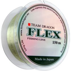 Леска Dragon TEAM FLEX 150m 0.22mm 5.75kg