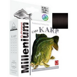 Леска Dragon Millenium KARP 350m 0.25mm 6.90kg