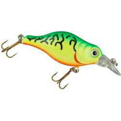 Воблер Spro PowerCatcher Big Belly Crankbait 50 5см 7гр Firetiger 2м