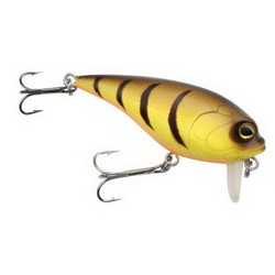 Воблер Spro PowerCatcher Plus Crank-T 55 5.5см 9гр Yellow Perch