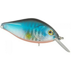 Воблер Spro PowerCatcher Smasher 50 - Floating 5см 8гр Blue Shad 1.5м