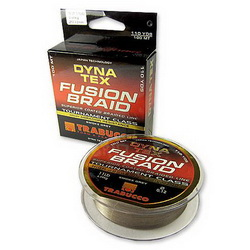 Шнур Trabucco Dyna-Tex Fusion Braid 100m 0.18mm
