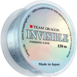 Леска Dragon TEAM INVISIBLE 150m 0.28mm 8.50kg