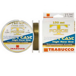 Леска Trabucco T-Force Super Cact 150m 0.185mm