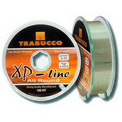 Леска Trabucco XP-Line Allround 100m 0.40mm
