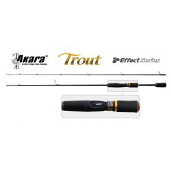 Спиннинг Akara Effect Series Trout 1.8m 4-18gr